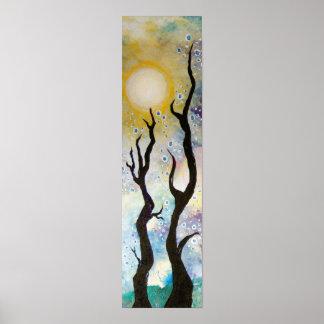 Four Seasons- Spring Poster