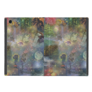 Four Seasons - Spring Summer Winter Fall Cover For iPad Mini
