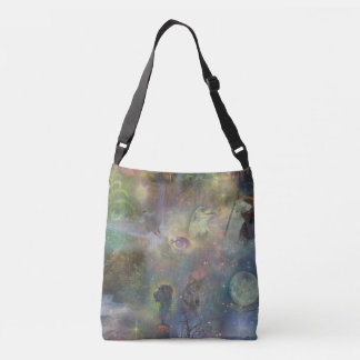 Four Seasons - Spring Summer Winter Fall Crossbody Bag