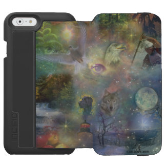 Four Seasons - Spring Summer Winter Fall iPhone 6/6s Wallet Case