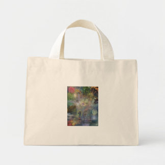 Four Seasons - Spring Summer Winter Fall Mini Tote Bag