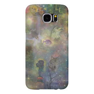 Four Seasons - Spring Summer Winter Fall Samsung Galaxy S6 Case