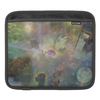 Four Seasons - Spring Summer Winter Fall Sleeve For iPads
