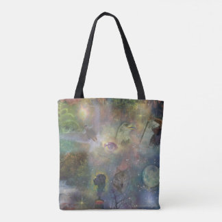 Four Seasons - Spring Summer Winter Fall Tote Bag