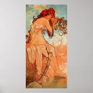 Four Seasons Summer Poster