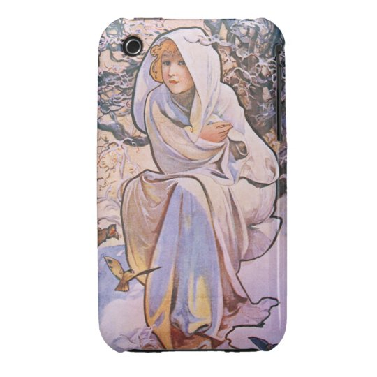 Four seasons - Winter iPhone 3 Cover