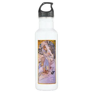 Four seasons - Winter Stainless Steel Water Bottle