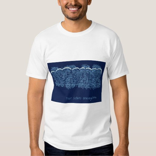 four sisters T-Shirt