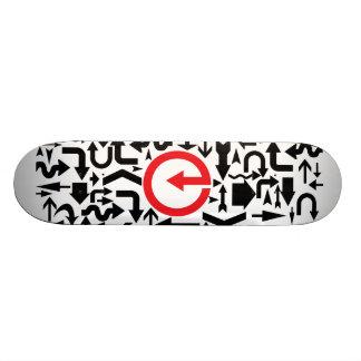 Four Skate Board Decks