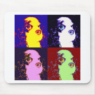 Four Sophies Mouse Pad