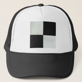 Four square by Kazimir Malevich Trucker Hat