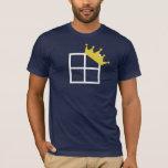 Four Square King T-Shirt