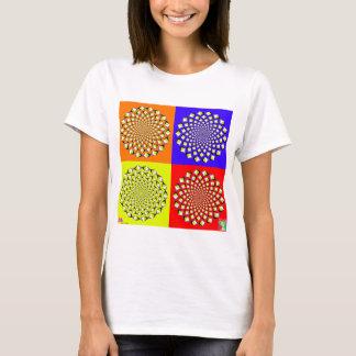 Four Squares Babydoll T-Shirt
