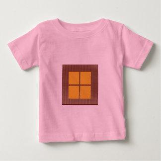 Four Squares Gold T-shirts