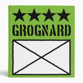 Four Star Grognard Binder