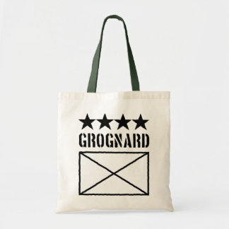 Four Star Grognard Tote Bag