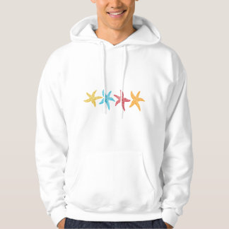 Four Starfish Hoodie