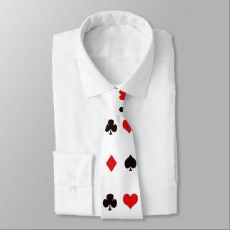 Four Suits Tie