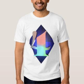 Four T-shirts