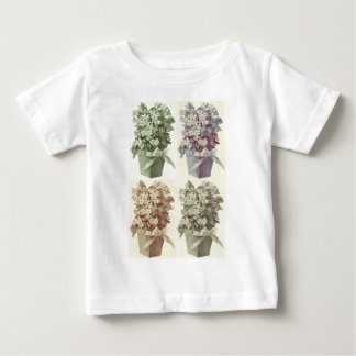 Four Topiaries Baby T-Shirt