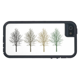 Four Trees iPhone 5 Covers