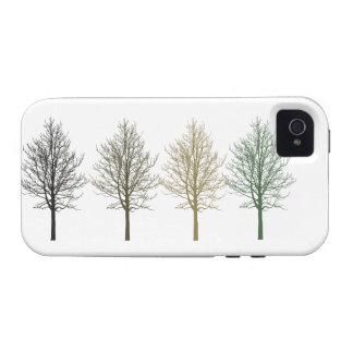 Four Trees iPhone 4/4S Covers