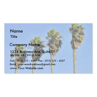Four Trees In Point Loma Business Card