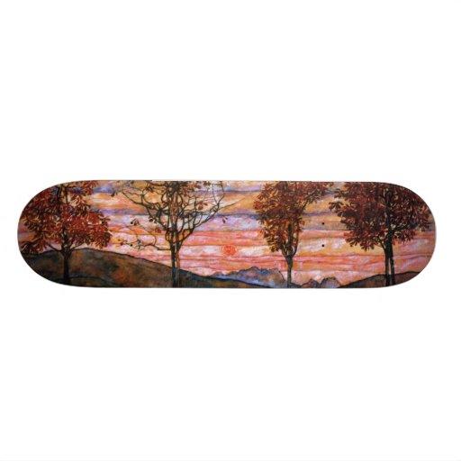 Four Trees Skateboards