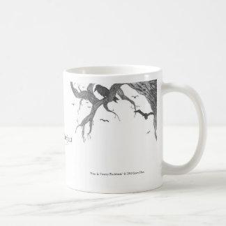 """Four & Twenty Blackbirds"" Mug"