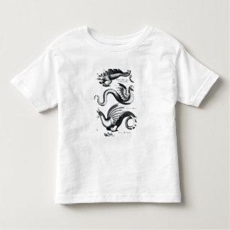 Four types of dragon tee shirt