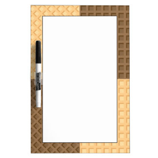Four Wafers Dry Erase Board