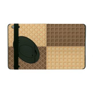 Four Wafers iPad Folio Cases