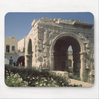 Four-way Arch of Marcus Aurelius and Lucius Mouse Pad