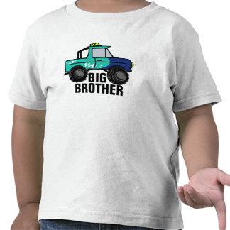 Four Wheel Fun Big Brother T-shirts