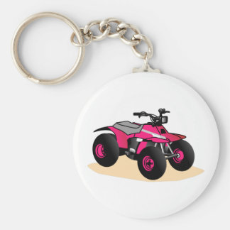 Four Wheeler Keychain