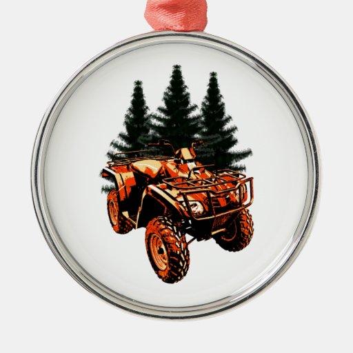 Four Wheeler Ornament