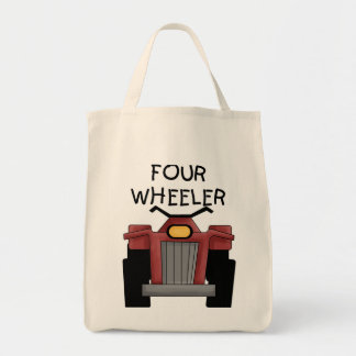 Four Wheeler Tshirts and Gifts Tote Bag