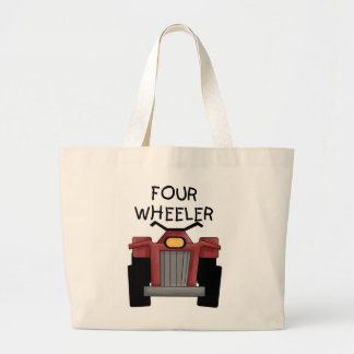 Four Wheeler Tshirts and Gifts Tote Bags