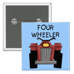 Four Wheeler Tshirts and Gifts Pins