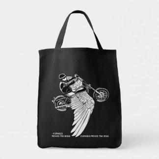 Four Wheels II Canvas Bags