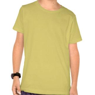 Four Year Old 4th Birthday Camo Custom Name V030N Tee Shirt