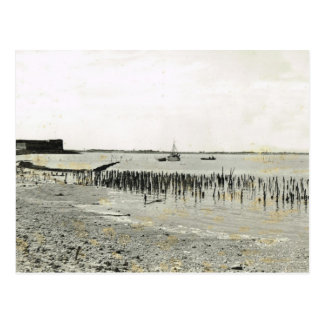 Fouras, Charente Maritime 1912 Postcard