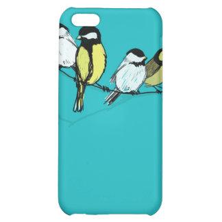 fourcalling-pájaros