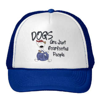 Fourfooted People Trucker Hat