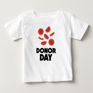 Fourteenth February - Donor Day - Appreciation Day Baby T-Shirt