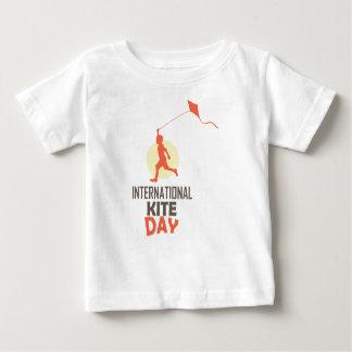 Fourteenth January - International Kite Day Baby T-Shirt