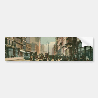 Fourteenth St, New York City Bumper Sticker