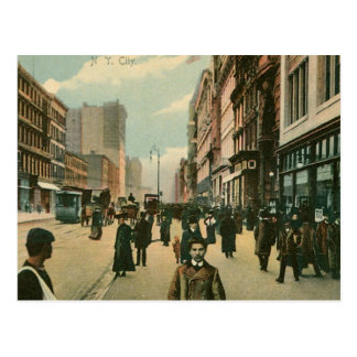 Fourteenth St New York City Post Cards