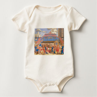 Fourteenth Street, New York circa 1931 Baby Bodysuit