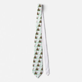 Fourth Day of Christmas Neck Tie
